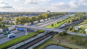 Tweede fase MIRT-Verkenning A15 Papendrecht – Gorinchem van start