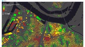 Het belang van verkoelende openbare plekken in stedelijk gebied