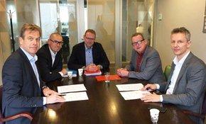 Raamovereenkomst adviesdiensten voor groen voor de gemeente Amsterdam