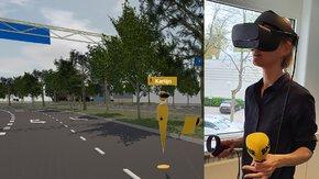 Podcast BNR Nieuwsradio over Virtual Reality Engineering binnen TAUW-projecten