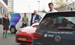 De Carbon-footprint 2020 van TAUW Nederland