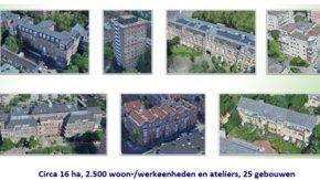 Wilhelminagasthuisterrein (Amsterdam) fossielvrij in 2030