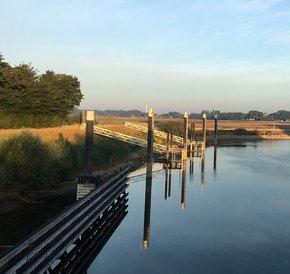 Sluis Deventer blijft voorlopig dicht: onderzoek wijst uit dat IJssel nog 30 centimeter moet stijgen