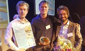 SUPERLOCAL wint Waterinnovatieprijs in categorie circulaire economie
