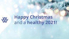 TAUW vous souhaite un joyeux Noël et une bonne année !