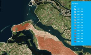 Tauw verblijdt eilandbewoners met storymap over ontstaansgeschiedenis Goeree-Overflakkee
