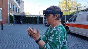 De HoloLens in gebruik: op weg naar een wereld met een extra dimensie
