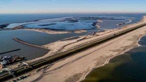 Houtribdijk levert zee aan data
