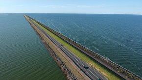 Datamanagement voor monitoring Houtribdijk