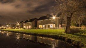 Hybride contract bij meerjarig onderhoud aan de openbare verlichting in acht gemeenten
