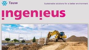 Het november-nummer van onze digitale nieuwsbrief Ingenieus is verschenen