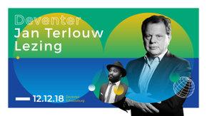Kom naar de tweede editie Deventer Jan Terlouw Lezing met Bas Heijne en Kiza Magendane