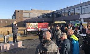Malderburchtstraat duurzaamste straat van Nijmegen