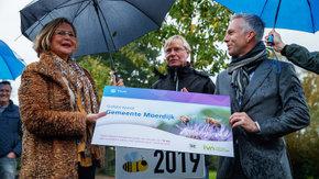 Moerdijk bekroond tot bijvriendelijkste gemeente 2019