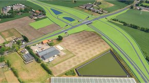 Realisatie toekomstbestendige N279 tussen Asten en Veghel