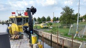 Aanleg Oosterpark-leiding Groningen