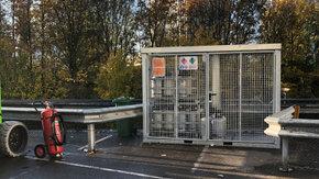 PGS 15 advisering gasflessenopslag voor de RAI Amsterdam