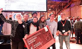 Tauw wint ontwerpwedstrijd 'Stadsentree Deventer'