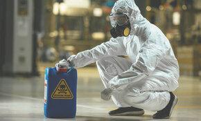 Inspectie op gevaarlijke stoffen