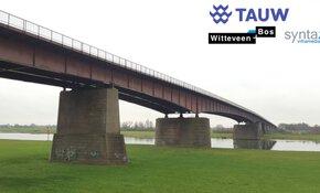 TAUW en Witteveen+Bos aan de slag met contractvoorbereiding Rijnbrug/N233