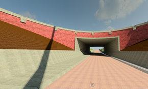 BIM ontwerp voor onderdoorgangen nieuwe rondweg de Hoven (N345)