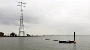 Volgende testfase voor Shoreliner in Haringvliet