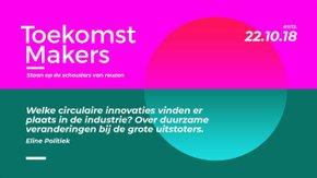 Toekomst-Makers: Eline Politiek aan het woord
