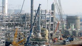 Engineering, vergunningverlening en bouwbegeleiding biodieselfabriek Maasvlakte Rotterdam