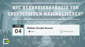 Webinar Circulair Bouwen: TAUW over circulariteit in contracten