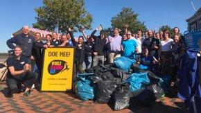 Tauw presenteert Shoreliner tijdens World Cleanup Day