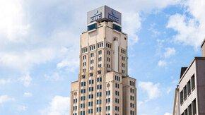 Omvangrijke asbestinventarisatie KBC-toren Antwerpen