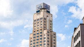 TAUW, CBC et la tour des Paysans d'Anvers: «Un des inventaires de l'amiante les plus complets réalisés en Belgique»