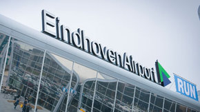 Duurzame groei van Eindhoven Airport