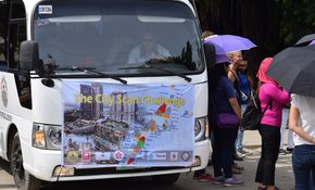 Internationale city climatescan wereldwijd toepasbaar