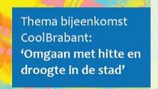 Klimaatstrategie: Interactieve werksessie klimaatplatform Cool Brabant
