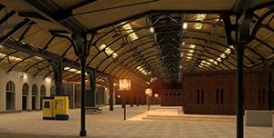 Metamorfose station Leeuwarden: Tauw verzorgt uitvoeringsontwerp ...