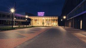 Verlichting buitenterrein Ziekenhuis OZG