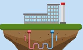 La géothermie, quand le sol chauffe le nouveau bâtiment de la Province de Liège