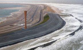 Realisatie nieuwe Radartoren Rotterdam op Tweede Maasvlakte