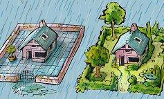 Workshop afkoppelen van regenwater voor inwoners Deventer