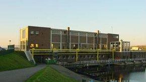 Renovatie en nieuwbouw gemaal Katwijk