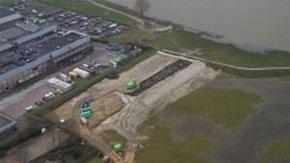 Risico- en contractmanagement sanering voormalige asfaltfabriek Olasfa