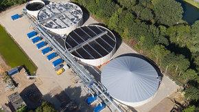 Nieuwe Verdygo-Nereda rioolwaterzuiveringinstallatie Weert operationeel