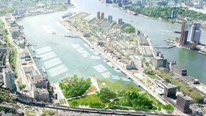 Planvorming stadpark Maashaven