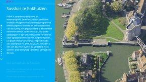 Tauw ontwikkelt storymaps voor vijf sluizen in Noord-Holland