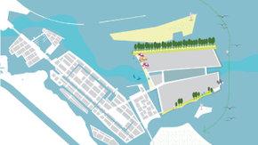 Tauw ondersteunt Waternet & Gemeente Amsterdam bij de ontwikkeling van Strandeiland