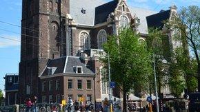 Monitoring trillingen bij Westerkerk en Anne Frank Huis